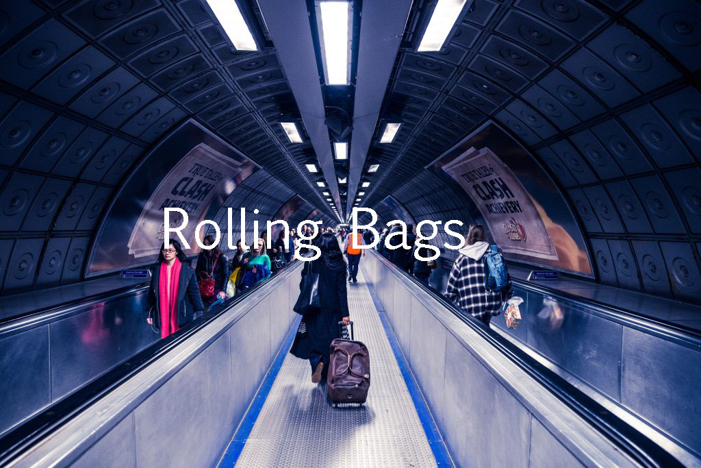 rolling bagwithtext