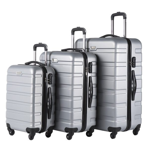 cool life luggage 3 piece