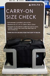 Travel Carry On Bags Rules